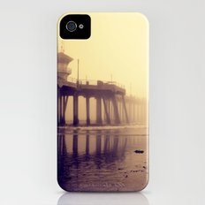 Huntington Beach Pier Slim Case iPhone (4, 4s)