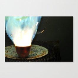 Zinc and sulfur pt.1 Canvas Print