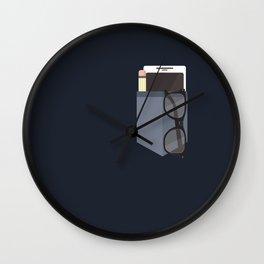 Nerdvana Wall Clock