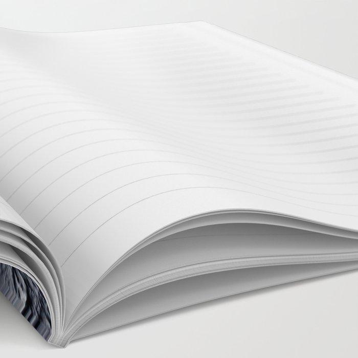 Moon Surface Notebook