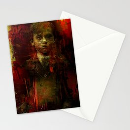 The ghost of the room 303 Stationery Cards