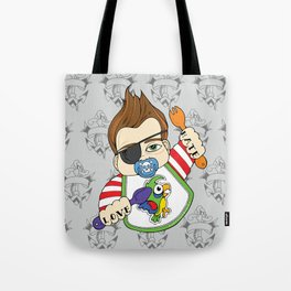 Tattooed Baby 002 Tote Bag