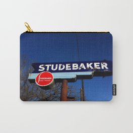 STUDEBAKER LOT SIGN Carry-All Pouch