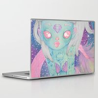 loll3 Laptop & iPad Skins featuring Mermaid by lOll3
