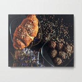 Sweet Bread Metal Print