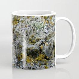 Coastal Rock Microcosms Coffee Mug