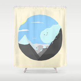 BandNames : The Avalanches Shower Curtain