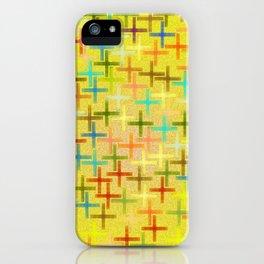 la cruz iPhone Case