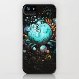 Evolutions iPhone Case