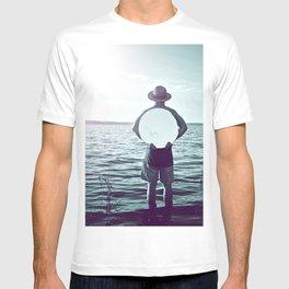 L'homme au miroir T-shirt