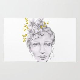 Golden Girl Rug