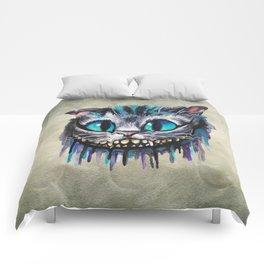 Cat Painting 18 Comforters