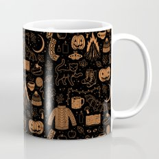 Autumn Nights: Halloween Coffee Mug