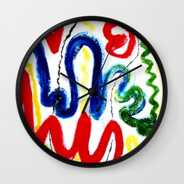 BEETHOVEN: The Pastoral Symphony          by Kay Lipton Wall Clock