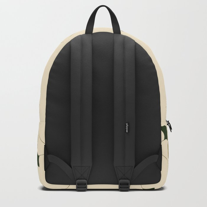 Ginkgo Leaves Backpack