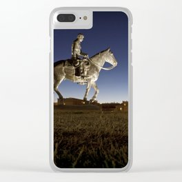 Will Rodgers and Soap Suds Clear iPhone Case