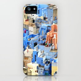 life in Jodhpur iPhone Case