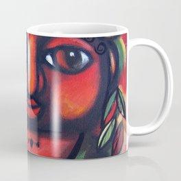 Boy con Sandia Coffee Mug