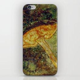 MUSHROOM WALTZ iPhone Skin