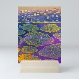 Shoal Mini Art Print
