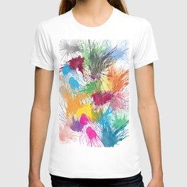 Ink Splats T-shirt