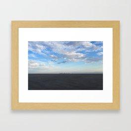 Los Angeles Griffith Park Framed Art Print