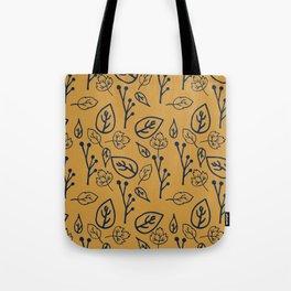 Forest Floor Pop Tote Bag