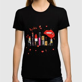Lipstick Love T-shirt