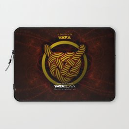 "Vaca - MP: ""Os Jogos das Cordas - Vaca"" Laptop Sleeve"