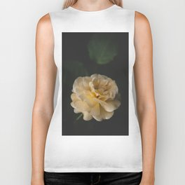 Roses (double exposure) Biker Tank
