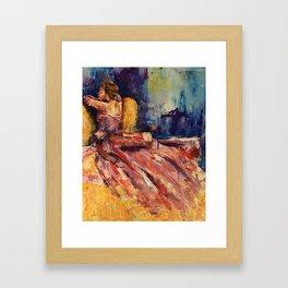 Princess Bub Framed Art Print