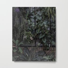 Botanical Metal Print