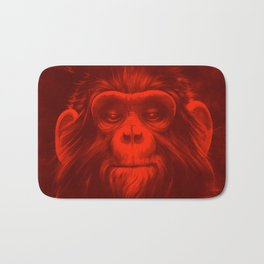 Twelfth Monkey Bath Mat