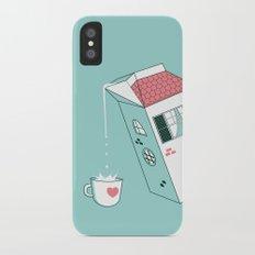Housepour iPhone X Slim Case