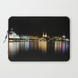 Luzern, Switzerland Laptop Sleeve