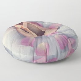 Ballet Shoes Floor Pillow