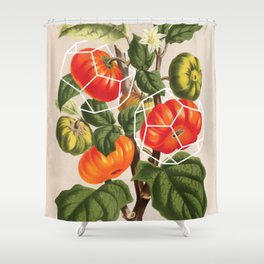 The Green House Effect 2 Shower Curtain