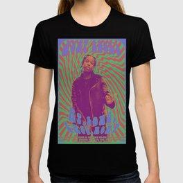 Psychodelic Hip-Hop Poster Series / A$AP Rocky T-shirt