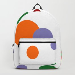 Monkey and Dots Backpack