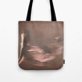 SEPIA DANCING Tote Bag