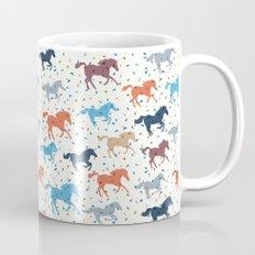 Horse Print Mug