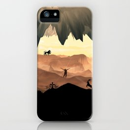 Dante's Inferno: Circle of Gluttony iPhone Case
