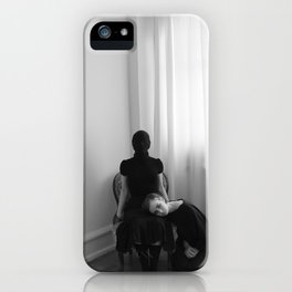 In the past iPhone Case