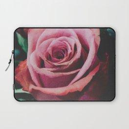 Close up Rose 3 Laptop Sleeve