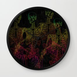 Off this Mortal Coil Wall Clock