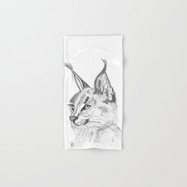 Bobcat Hand & Bath Towel