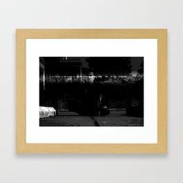 Contemplated Calling 5 Framed Art Print