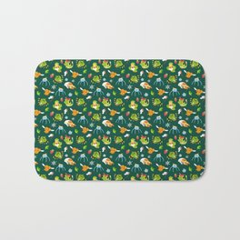 String Shot Bath Mat