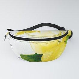 Lemonade Fanny Pack
