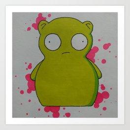 Cu chi copi Art Print